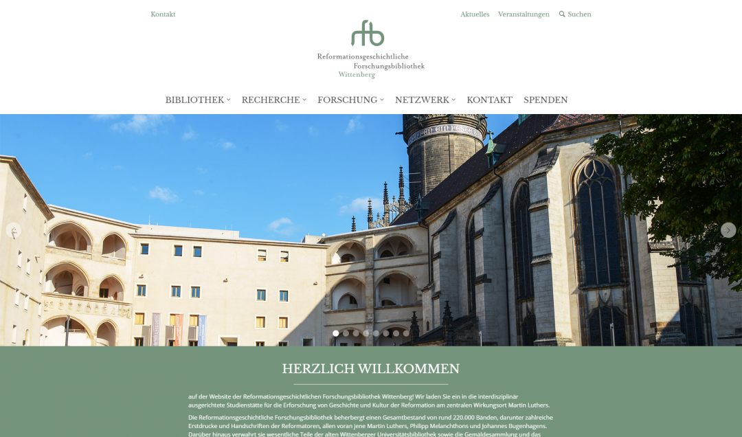 RFB Website
